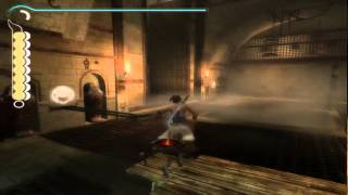 Prince of Persia - The Sands of Time (Game Over bug)
