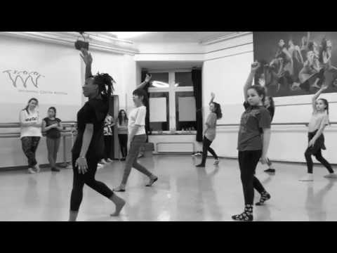 WIEN TANZT – INDANCIVE DAY 3.0 – U Never Call Me by Jadu Heart (Choreography by IMANI RAMESES)