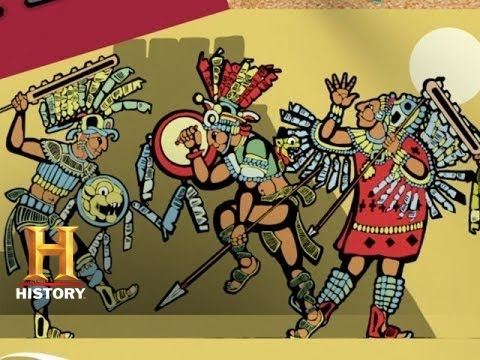 the history of the ancient aztec civilization Aztecs nahuatl tenochtitlán in the news tenochtitlan tenochtitlán  sealed  chambers at ancient aztec site in mexico city could hold  the history of the  conquest of mexico -- william hickling prescott (1796-1859.
