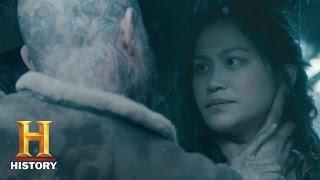 Vikings: Yidu Tells Ragnar Her Origin Story - Episode 4 Sneak Peek | History