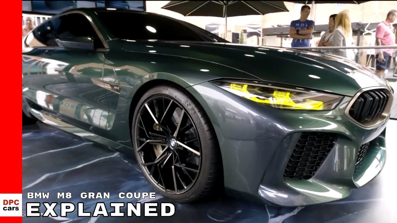 bmw m8 gran coupe youtube. Black Bedroom Furniture Sets. Home Design Ideas