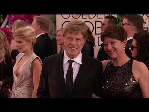 Robert Redford Fashion  Golden Globes 2014
