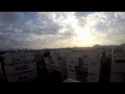 Time Lapse - Tel Aviv (GoPro 5)