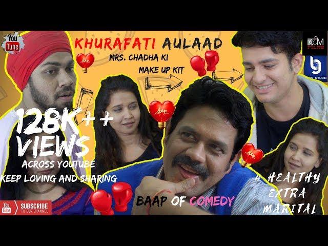 Ep.03   KHURAFATI AULAD   Ansh   Abhinav   Comedy series   Rtm Films   Web Series   4k   Comedy