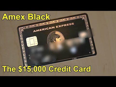 Amex Black Card Hikes Annual Fee, Adds New Benefits