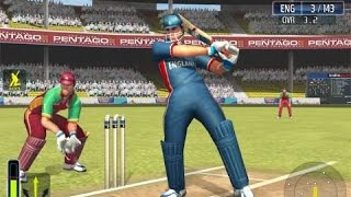 Best Cricket Games For iOS and Android 2014