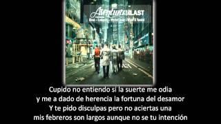 Aventura - Dile Al Amor (lyric - letra)