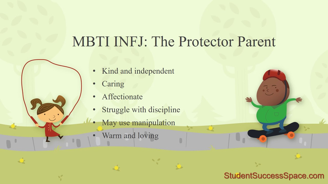 Parenting Using MBTI - Paving the Way