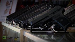 PTV news 15 giugno 2016 - Armi: record di vendite dopo la strage di Orlando