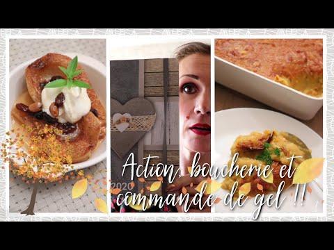 Vlog famille du 3 octobre : brandade haddock et potimarron et poires au four au vin et aux épices