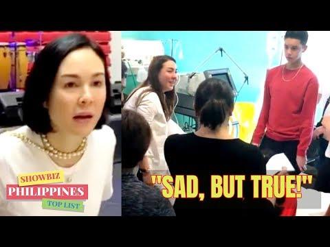 Gretchen Barretto NOT WELCOME sa HULING SANDALI ng Kanyang AMA