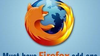 10 nützlich Firefox Addons [German]