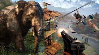 Far Cry 4 vs. Far Cry 3: Das ist neu