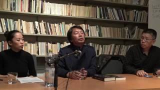 刘震云瑞典作家协会访谈