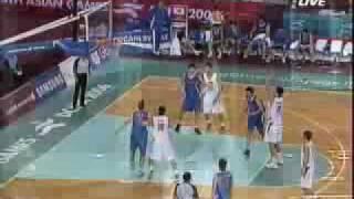 2006多哈亚运会男篮中国VS韩国c