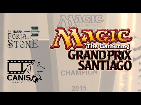 Magic The Gathering Grand Prix Santiago 2015