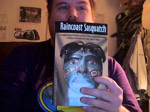 Book Review-Raincoast Sasquatch by Robert Alley