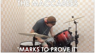 The Maccabees - Marks to Prove It Drum Cover