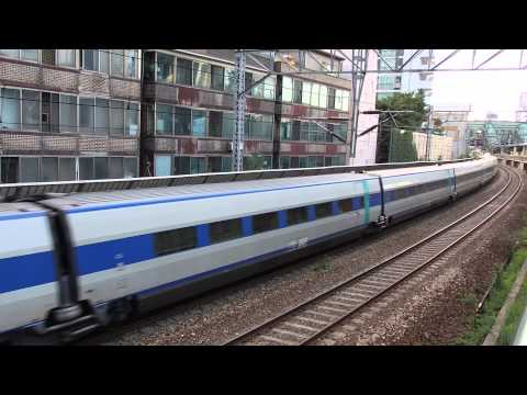 "Korea High Speed Rail ""KTX"""