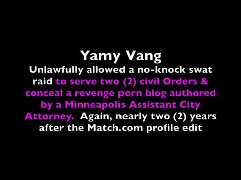 Assistant Saint Paul City Attorney Yamy Vang