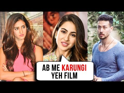 Sara Ali Khan REPLACES Disha Patani To Be Tiger Shroff's New Actress?
