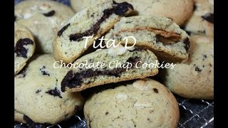 Filipino Cooking - Chocolate Chip Cookies W/ Nutella And Peanutbutter