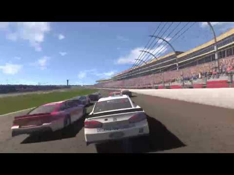 A HIGH SPEED TRACK! - NASCAR Heat MyDriver CAREER S3 Part 2 (Atlanta)