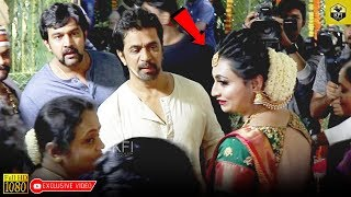 Dhruva Sarja Wife Prerana Entry To Engagement Place | Dhruva Sarja Prerana Engagement | #DruvaSarja