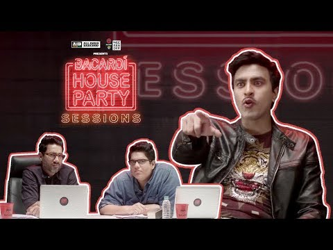 AIB : Bacardi House Party Sessions feat Nucleya