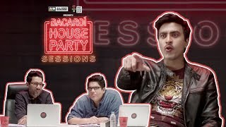 AIB : Bacardi House Party Sessions feat. Nucleya