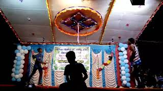 Kathi mela kathi Album song / New year celebration 2019 | Ilasai Blue guy's Dance Johnson group 😇