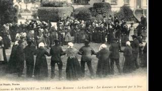 Rochefort en Terre du temps d'antan