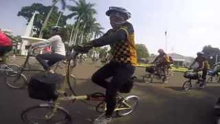 Brompton Owners Group Indonesia  tour de bandung
