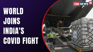 Global Aid Sent To States And Union Territories | COVID India | CNN News18