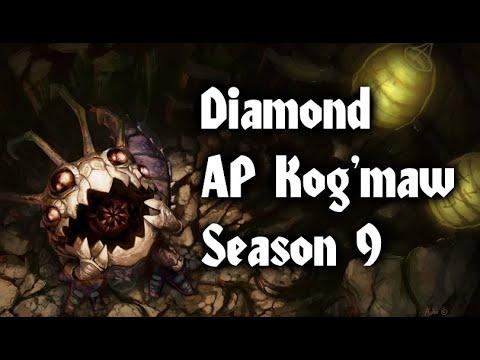 Kog'Maw Build Guide : Diamond AP Kog'maw - Acid Reign