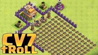 layout cv7 troll