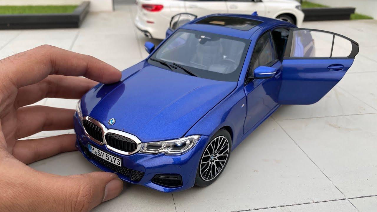 Mini BMW 3 Series (G20) 330i Diecast Model Car Unboxing | by BMW Lifestyle