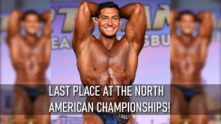 Last Place At The North American Championships!