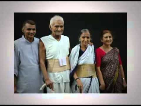 Remembering The Social Worker In Baba Amte
