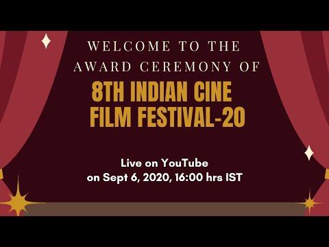 Award Ceremony: 8th Indian Cine Film Festival-2020 | Mumbai | India | Miniboxoffice