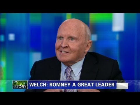 Jack Welch on private equity