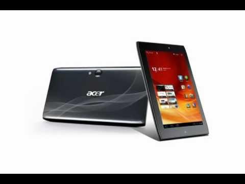 Acer Iconia Tab A100 review en Sumitel ( español ) Mexico