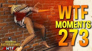 PUBG Daily Funny WTF Moments Highlights Ep 273