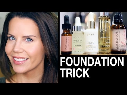 BEST FOUNDATION TRICK EVER | Tip Tuesday