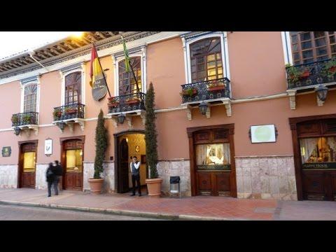 Santa Lucia Boutique Hotel Cuenca Ecuador