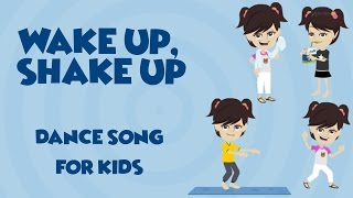 Dance Song for Kids   School Melody   Teaching Kids the right moves