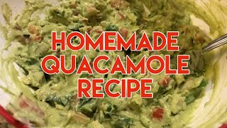 Cook With Me | Guacamole Recipe