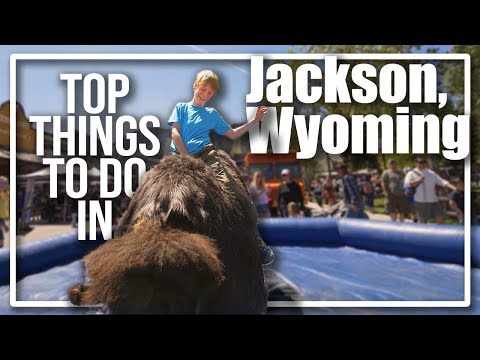 9 Things to Do in Jackson Wyoming with #TravelingMel