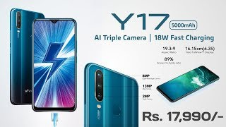 Vivo Y17 Price Full Specifications and Review In India By Raj Gadgets