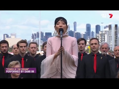 Dami Im - The Power Of The Dream (Celine Dion) - Emirates Melbourne Cup